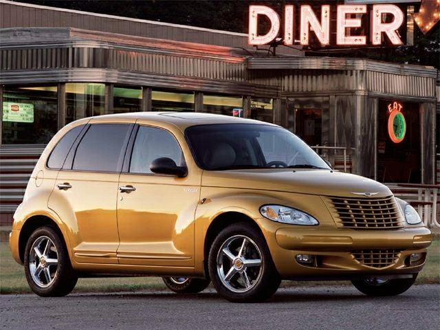 2002 Chrysler Pt Cruiser Limited In Radcliff Ky M Chevrolet